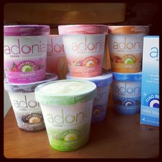 adonia frozen yogurt