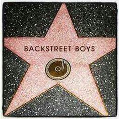Backstreet Boys Hollywood Star