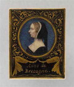 Anne de Bretagne, reine de France (1476-1515)
