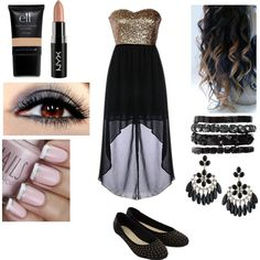 Christmas banquet outfit #3