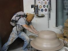 Jeff Blandford of Volmod Ceramics is amazing! Check him out!