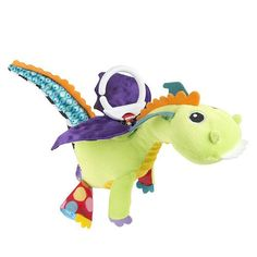 Lamaze Clip & Go Flip Flap Dragon, Baby Car Seat Toy, Multicolor Little People, Little Ones, Activity Toys, Activities, Toys For Us, Baby Sense, Go To Walmart, Cool Dragons, Toy Bins