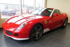 2011 Ferrari 599 V12 GTB Alonso Edition