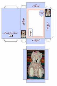 printable dollhouse dolls & bears - j stam - Picasa Web Albums