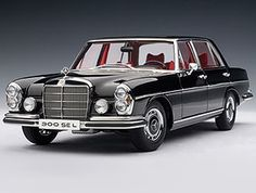 1970 Mercedes Benz 300 SEL
