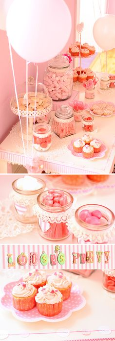 Sweets and more sweets!