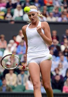 34 Fittest Tennis Stars In Action! | Trending.Report - Part 31
