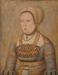 Elisabeth, Gemahlin des Philipp, Markgraf, Sohn Christophs I., Tochter d. Kurfürsten Philipp von der Pfalz,