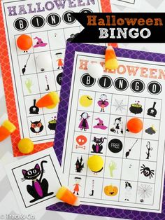 Halloween Bingo Part