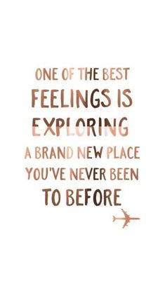 22 Ideas travel quotes words adventure for 2019 Cute Quotes, Happy Quotes, Positive Quotes, Motivational Quotes, Inspirational Quotes, Funny Quotes, The Words, Rose Gold Quotes, Favorite Quotes