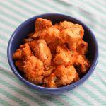 Chobani Yogurt -Our Blog -Buffalo Cauliflower Poppers - Chobani Yogurt