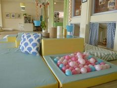 infant toddler environment Imagine you are standing in your infant classroom  children's individual  differences in both biology  in a toddler's environment—for play, sleep, eating.