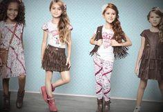 Confira de seguida vários looks lindíssimos de moda infantil inverno 2015 e tire ideias para compor o visual do seu filho.