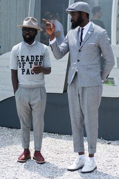 http://chicerman.com  billy-george:  Leader of the Pack  #streetstyleformen