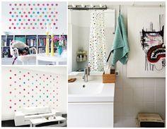 confetes, polka dots, carnaval | http://casadasamigas.com/