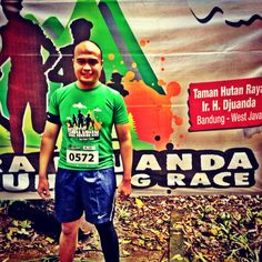 Tahura Trail Running Race