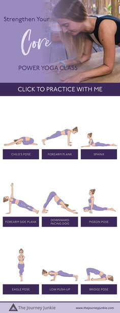 Join Allie from The Journey Junkie for a FREE seven day yoga body boot camp challenge. Seven day yoga journey to reset and reconnect to your body thr… – Yoga Yoga Inversions, Bikram Yoga, Yoga Sequences, Arm Yoga, 6 Pack Abs Workout, Gym Workouts, Free Yoga Videos, Bedtime Yoga, Yoga Breathing