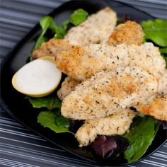 "Grain-Free Chicken Tenders I ""Fabulous and I will definitely make again!"""