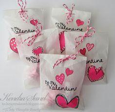 Valentine bags