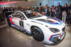 New M6 GT3 Racer To Serve As Basis For Latest BMW Art Car