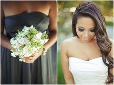 beautiful bride with a smokey eye http://bit.ly/IlgQRk