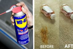 How to use WD-40 to make stains magically disappear (and 9 other MIND-BLOWING uses)