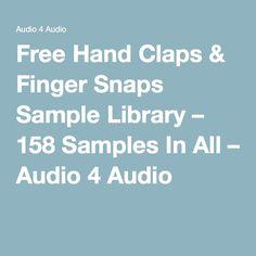 logic pro sample library