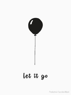 Image result for let it go balloon
