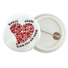 round button badges with full color print at incredible prices and short lead time Promotional Giveaways, Round Button, Button Badge, Gadget Gifts, Printed Materials, Confectionery, Digital Prints, Valentines Day, Branding