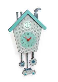Caros clock - seinäkello