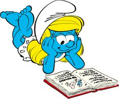 Smurfette, Old Shows, Cartoon Characters, Fictional Characters, School Projects, Manga, Big Kids, Childhood Memories, Smurfs