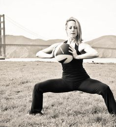 Check out these 5 Great Moves To Target The Troublesome Inner Thigh!!