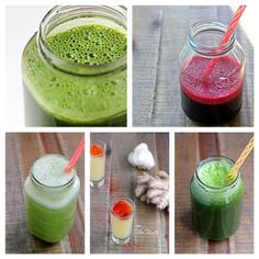 Juices and Smoothies - In Sonnet's Kitchen