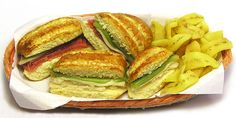Cuban sandwiches (with long, sliced pickles, not lettuce)   Flickr - Photo Sharing!