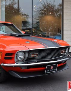 1970 Ford Mustang Mach 1 Super Cobra Jet for sale. Deluxe Marti report, restoration photos, receipts, and original […] The post 1970 Ford … 1970 Ford Mustang, Mustang Mach 1, Old School Cars, Mustangs, Old Cars, Cars Motorcycles, Muscle Cars, Mercury, Vintage Cars