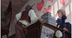 The Art of Waldemar von Kozak 32 -
