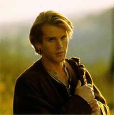 Cary Elwes as Westley/Dread Pirate Roberts in The Princess Bride. I'm going to stop scrolling. No matter how painful that may be. It Movie Cast, Movie Tv, Witch Of Blackbird Pond, Dread Pirate Roberts, Beautiful Men, Beautiful People, Pretty People, Cary Elwes, Attractive Men