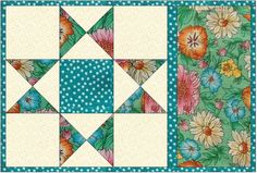 SET no. 2 includes the patterns for Churn Dash & Ohio Star mug rugs. These mats can be uses as placemat, mini quilt, snack mat, large coaster. A little quilt with many uses. These mug rug patterns are good projects for the beginner quilter to learn template-free patchwork methods on the sewing machine for constructing basic blocks. size: 12 1/2 x 8 1/2 Snack mats or mug rugs are great to place your coffee mug and snack plate on to protect your furniture. Make up a few snack mats and have…