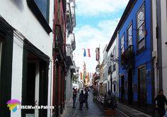 Calle Anselmo Pérez de Brito. Santa Cruz de La Palma. #LaPalma #canarias