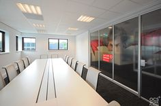 Vodafone Headquarters by OCS Workplaces Amsterdam 09