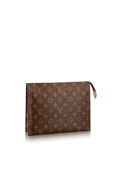 8919bf97dfbc Louis Vuitton Toiletry Pouch 26 .... This is next on the shopping ...