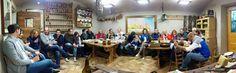Super aperitivo aggi in Cantina del Bruno!!!! #pinetaslurp Ci spiace per chi non c'era vero Dal Massimo Goloso-Macelleria Salumeria #pinetanaturalmete