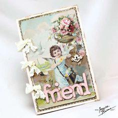 Ingvild Bolme's Gallery: Friend card ***GDT Melissa Frances**