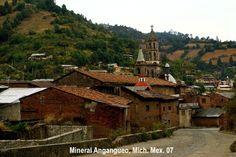 Mineral de Angangueo, Mich.