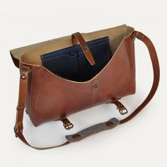gift bag vintage leather messenger crossbody satchel shoulder bag for gift