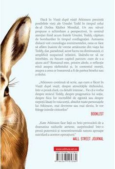 Un zeu năruit - Kate Atkinson - Editura ART Ale, Character, Ale Beer, Ales, Beer