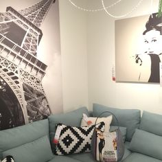 Fun with my Audrey bag at IKEA ...show us where you take your Denise Tjarks bag