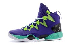 "the latest 48534 bd260 Buy Air Jordan SE ""Mardi Gras"" Russell Westbrook PE Court Purple Black-Flash  Lime-New Green Online from Reliable Air Jordan SE ""Mardi Gras"" Russell ..."