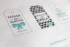 imprimibles etiquetas dia de la madre - bonitismos