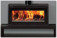 The Stovax Riva Studio range is available in three different sizes, each with a wide variety of frame options.  The 3 heater sizes available have the option of various different frames to match your taste and style. Just choose the size and then the fascia front you like..simple.  All Stovax inbuilt heaters can be zero clearance units or be installed into a brick chimney.